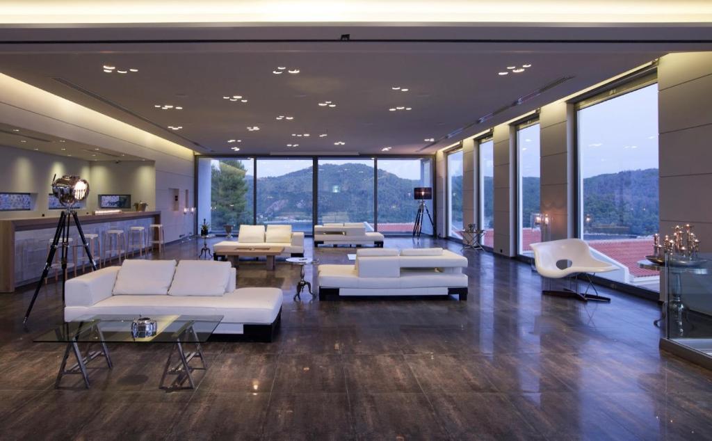 Adrina Resort & Spa lounge