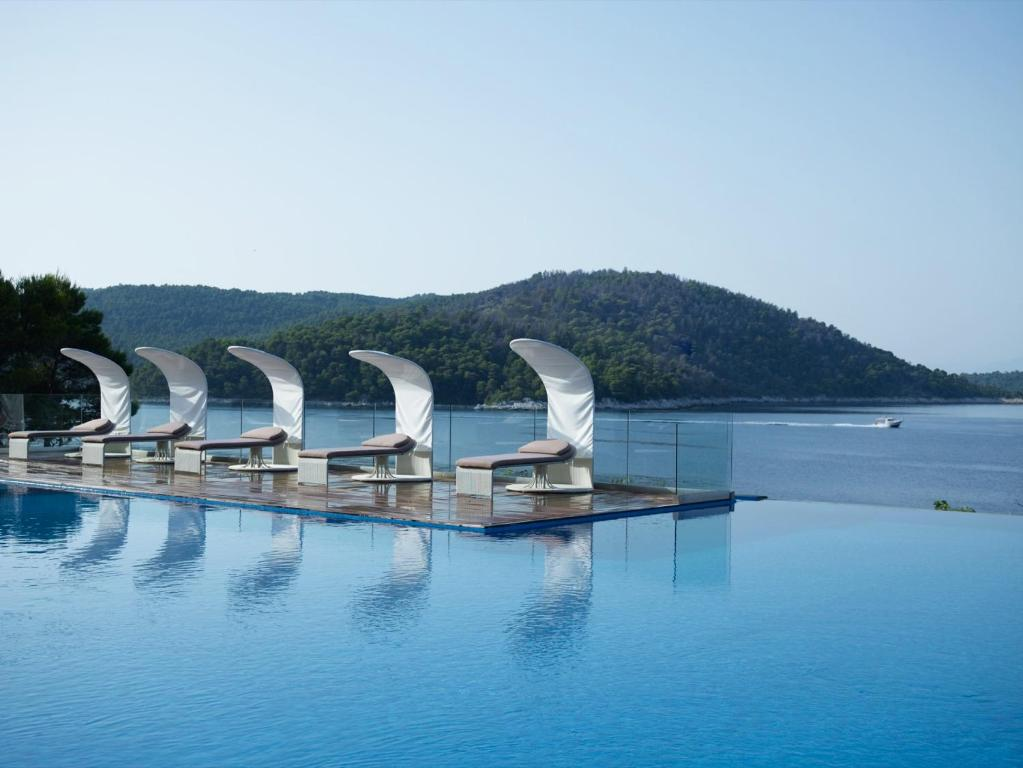 Adrina Resort & Spa πισίνα