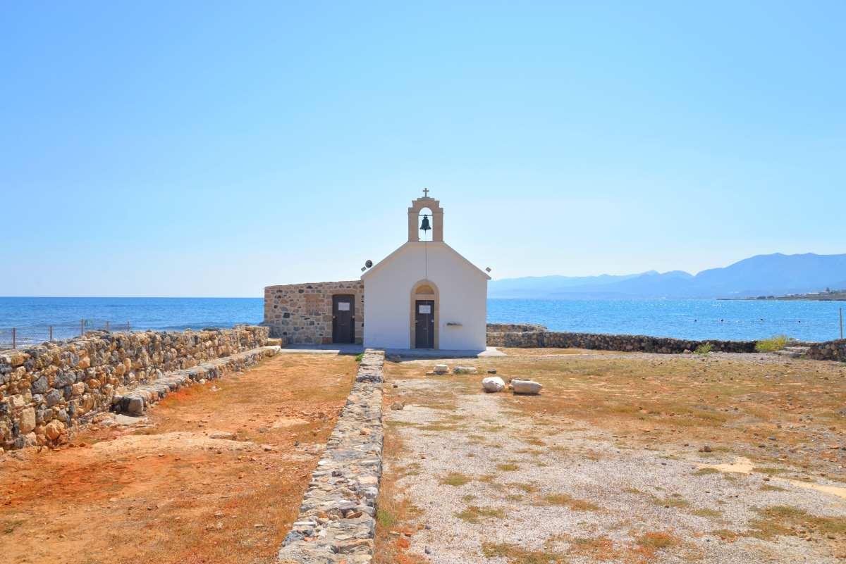Χερσόνησος - Αγιος Νικόλαος