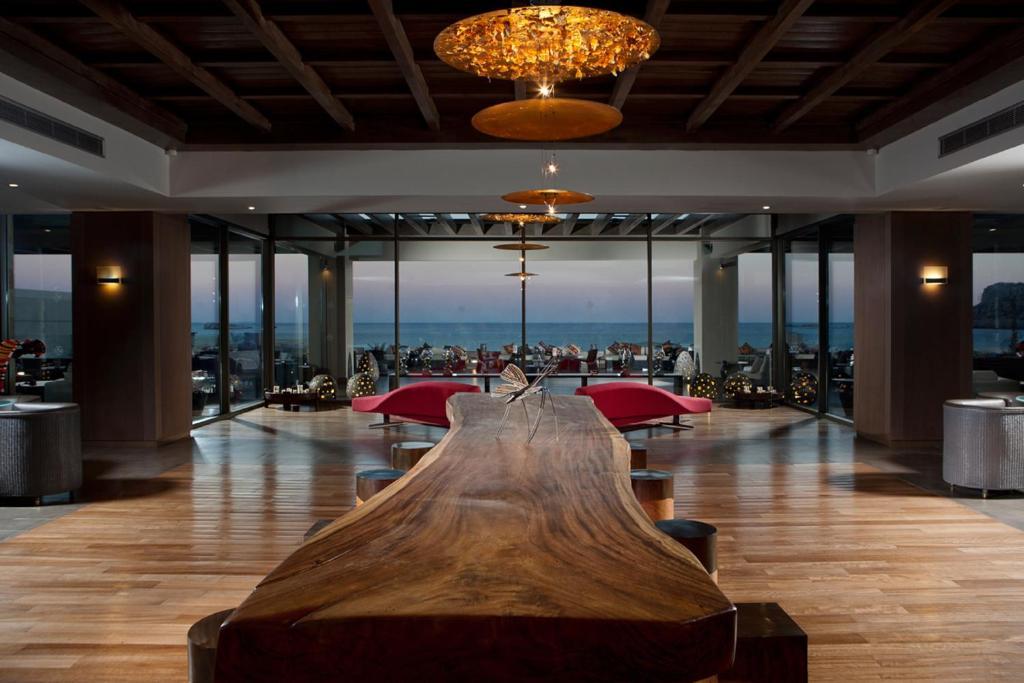 Aquagrand Exclusive Deluxe Resort Lindos