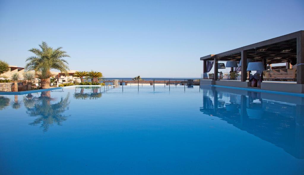 Aquagrand Exclusive Deluxe Resort Lindos πισίνα