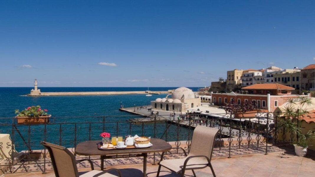 Ξενοδοχεία παλάτια στα Χανιά