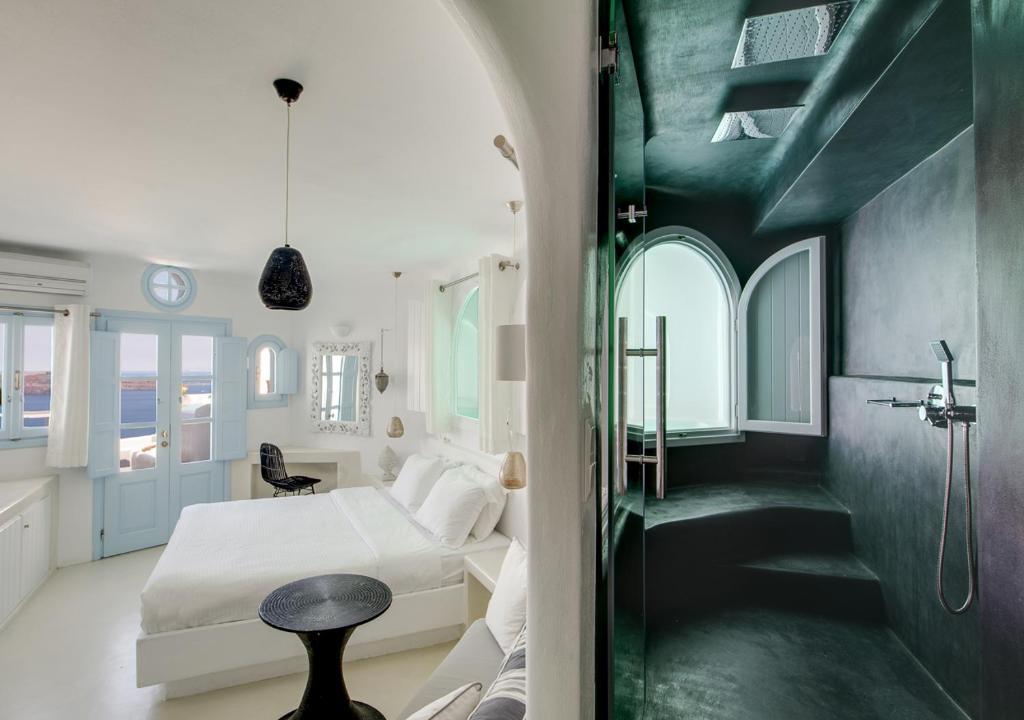 Dana Villas Σαντορίνη - minimal design