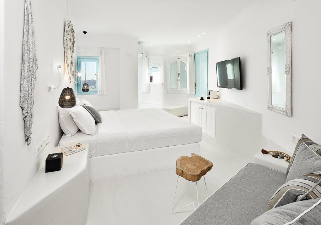 Dana Villas Σαντορίνη - interior design