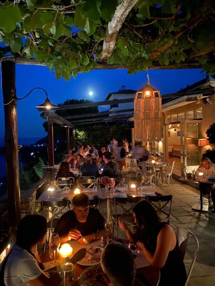 El Resto Bar Πήλιο