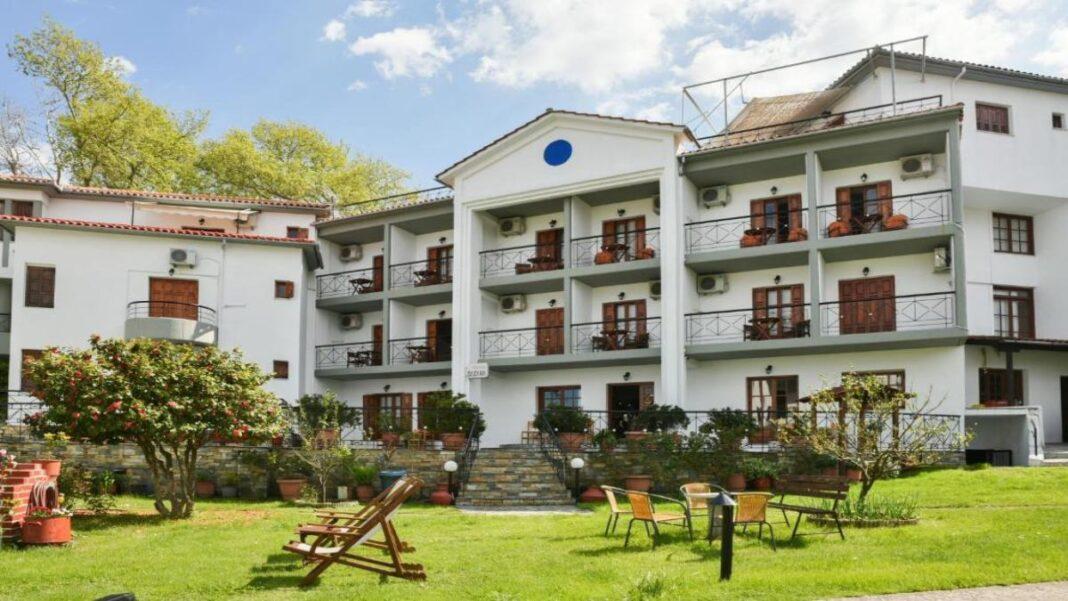 Οικονομικά ξενοδοχεία Πήλιο - Eleana Hotel