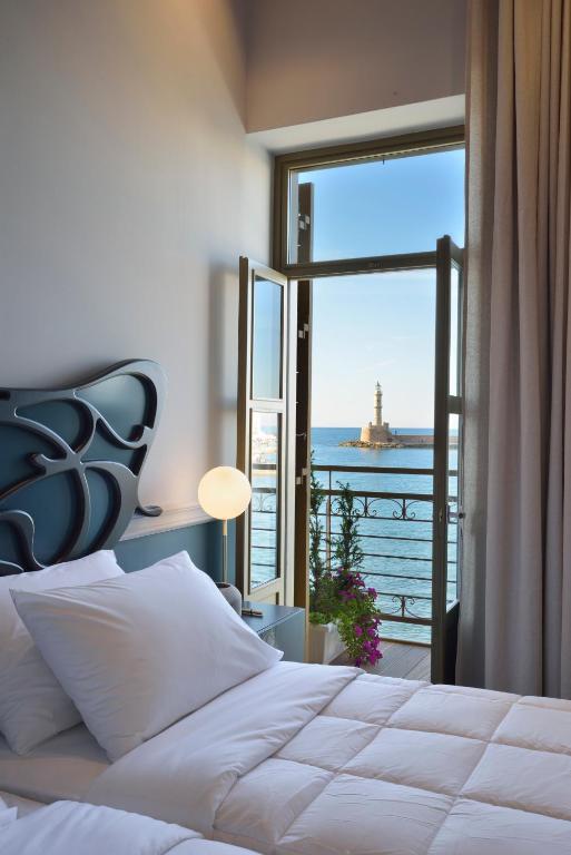 Elia Palatino Hotel θέα