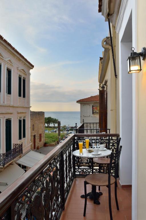 Elia Palazzo Hotel θέα
