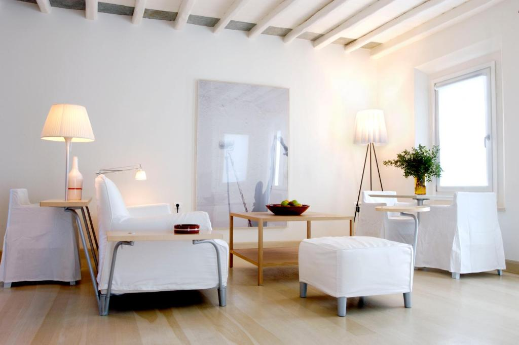 Elies Resorts Σίφνος lounge