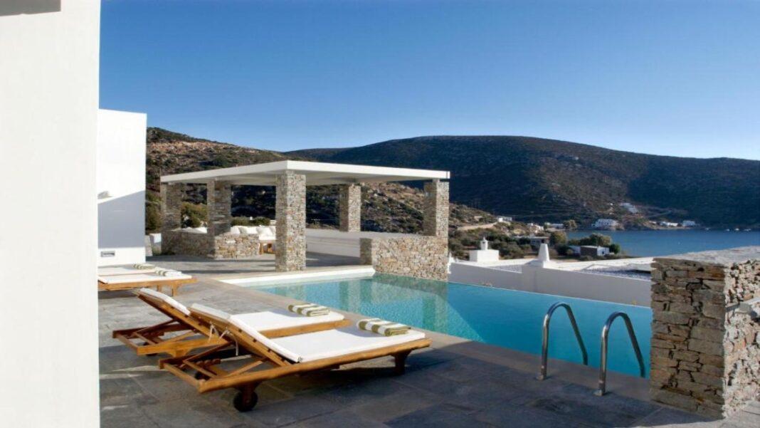 Elies Resort Σίφνος