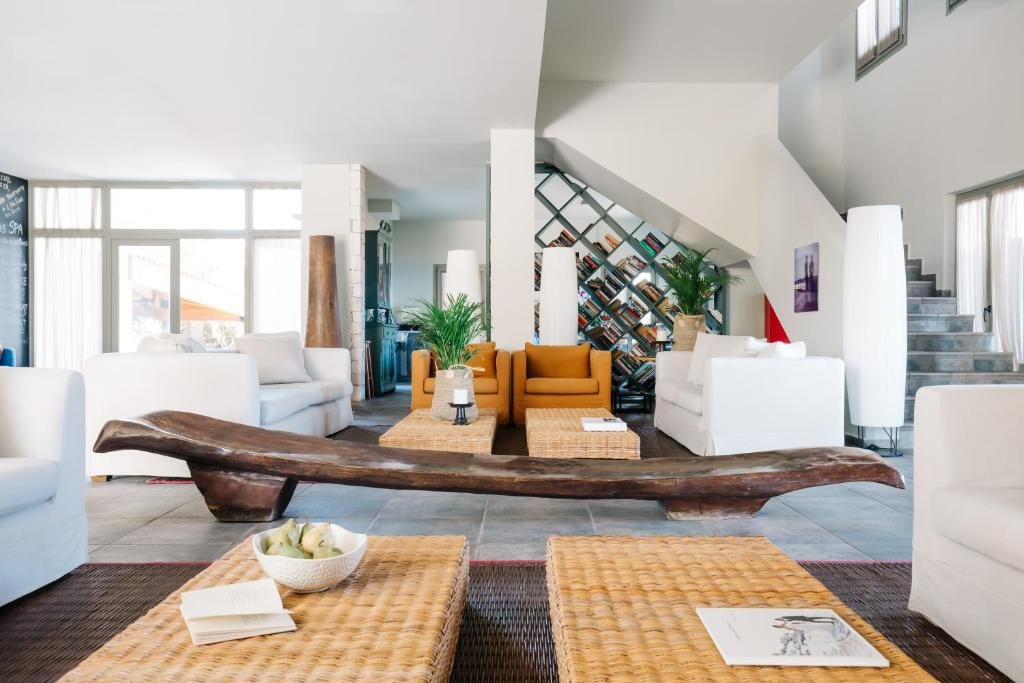 Emelisse Nature Resort Κεφαλονιά lounge