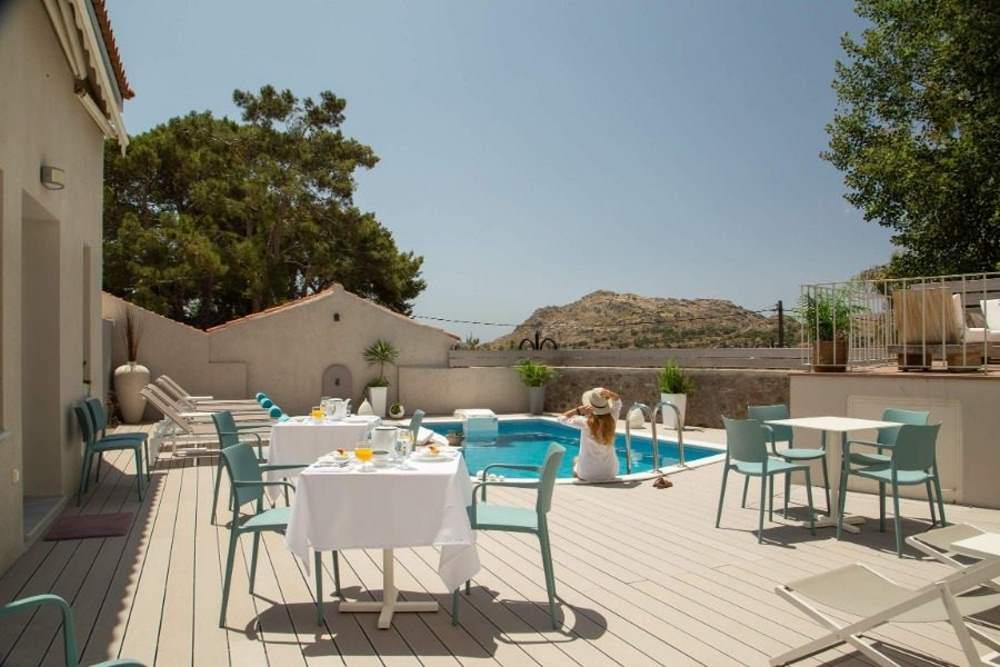 Eressian Hotel & Hammam Spa - pool