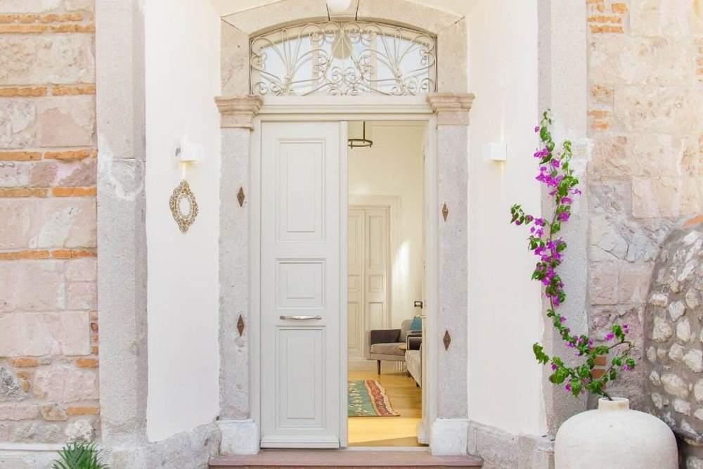 Eressian Hotel & Hammam Spa - είσοδος