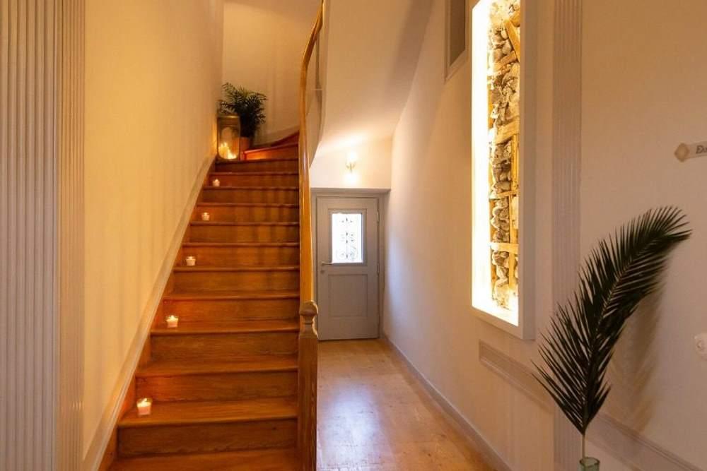 Eressian Hotel & Hammam Spa - σκάλα