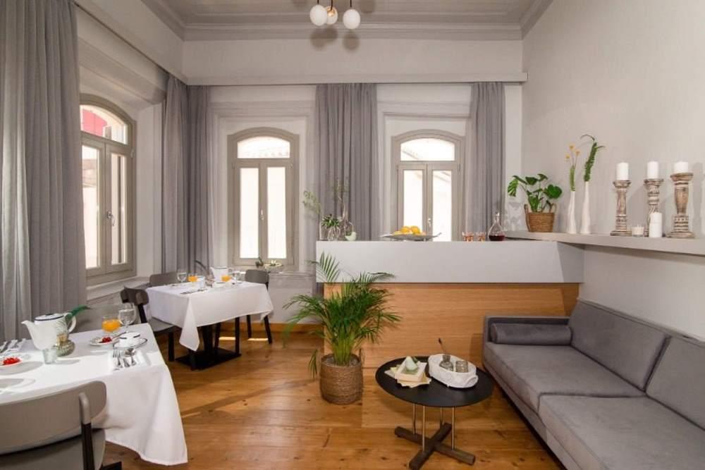 Eressian Hotel & Hammam Spa - αίθουσα πρωινού