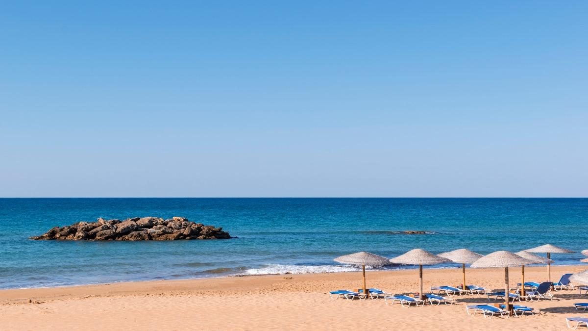 Παραλία Χαλικούνα