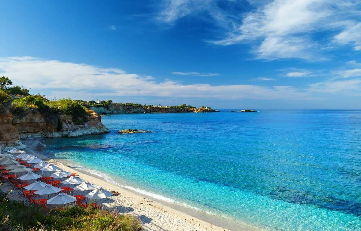Χερσόνησος Ηρακλείου παραλία