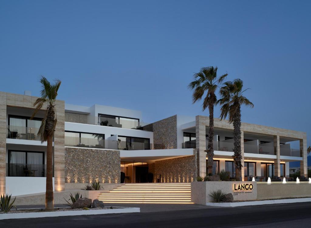 Lango Design Hotel & Spa Κως - εξωτερική