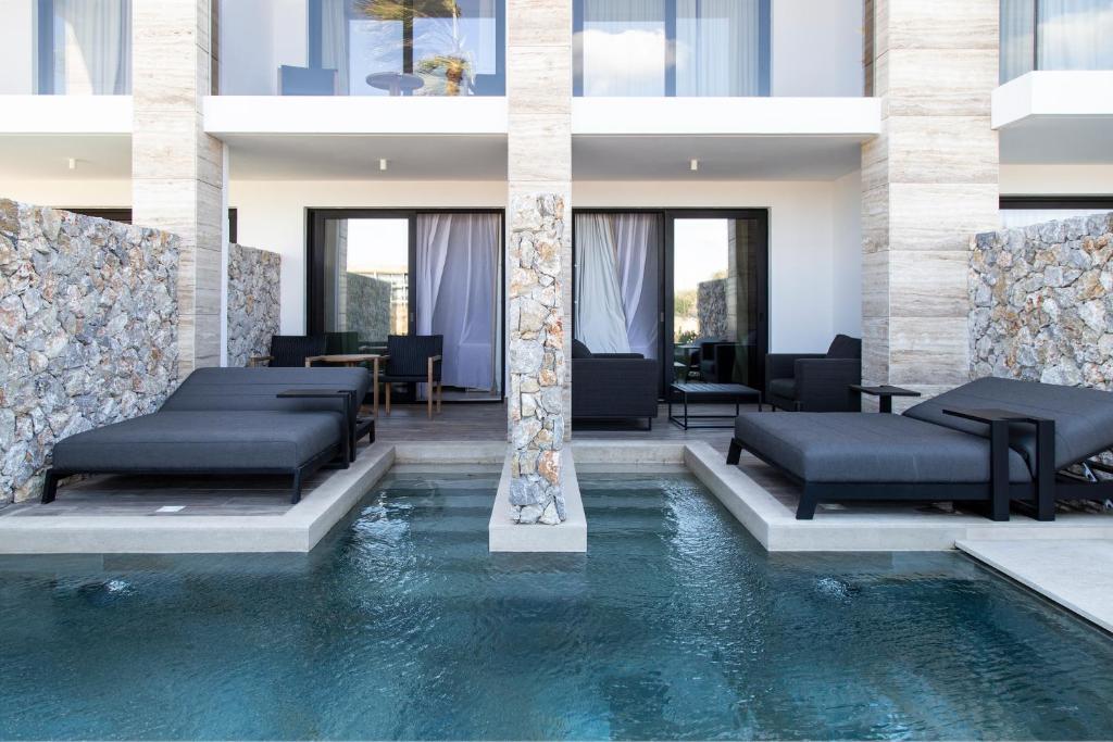 Lango Design Hotel & Spa Κως σουίτα