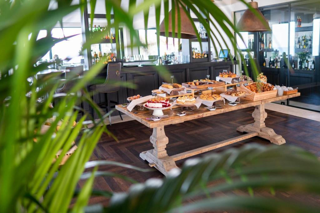 Lango Design Hotel & Spa Κως πρωινό