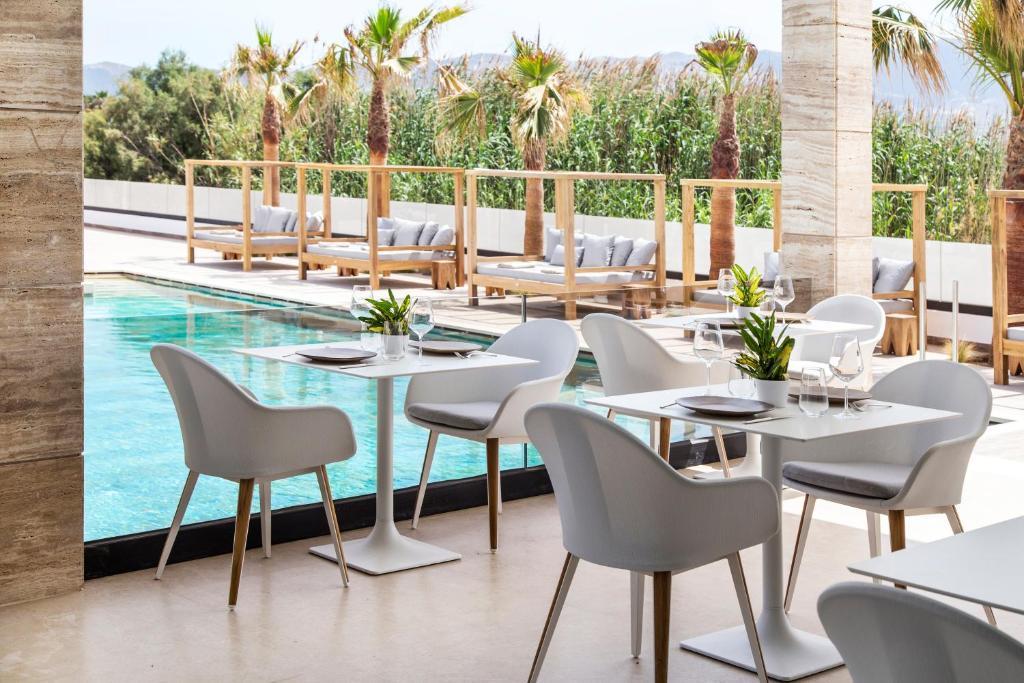 Lango Design Hotel & Spa Κως εστιατόριο