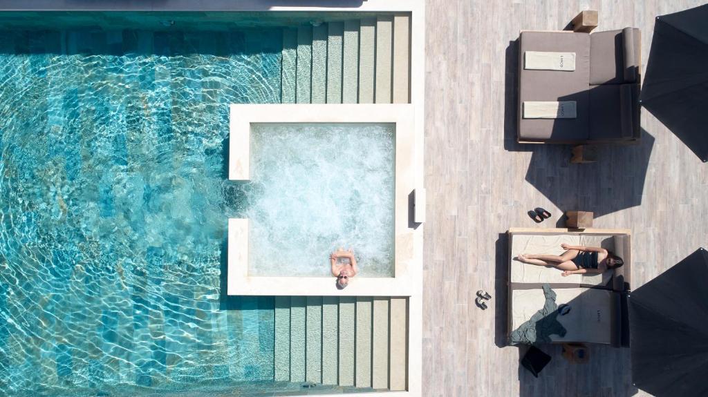 Lango Design Hotel & Spa Κως σουίτα με ιδιωτική πισίνα