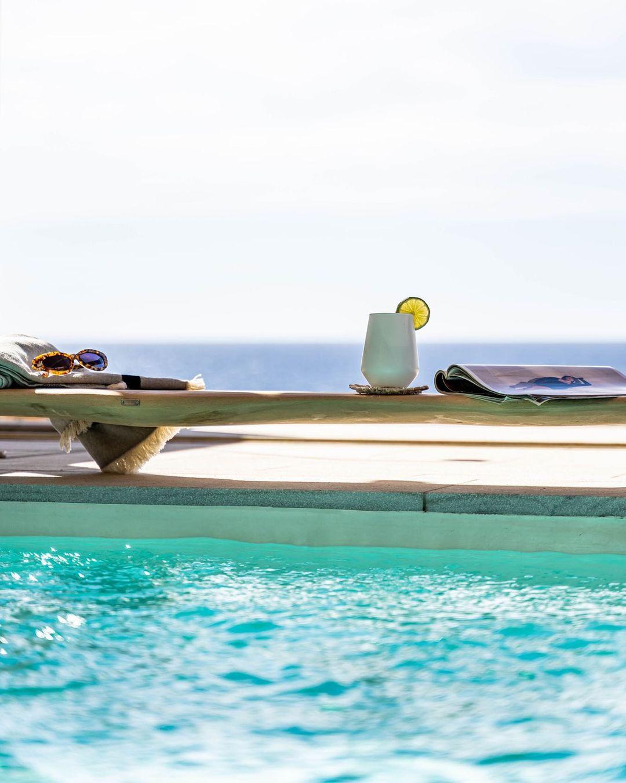 Mar Azul Resort  Πάρος - πισίνα