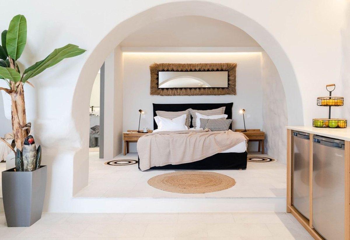 Mar Azul Resort  Πάρος - δωμάτιο