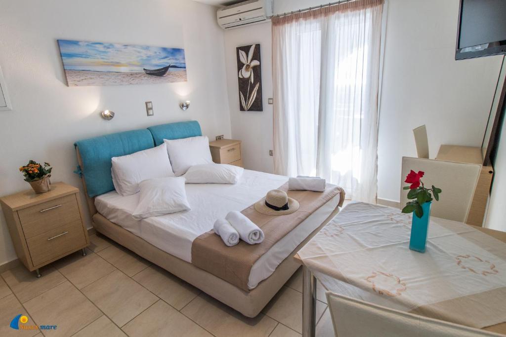 Naxos Mare δωμάτιο
