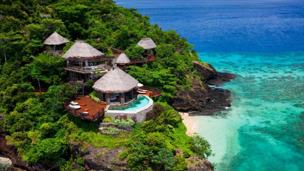 7 αστέρων ξενοδοχείο Φίτζι
