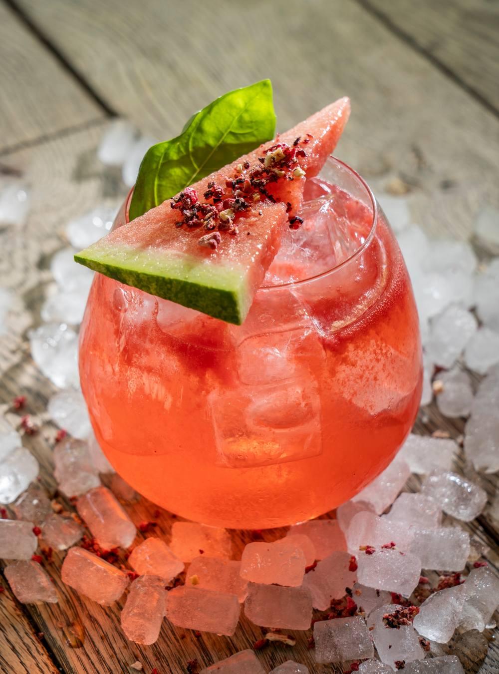 Villa Grigio cocktail