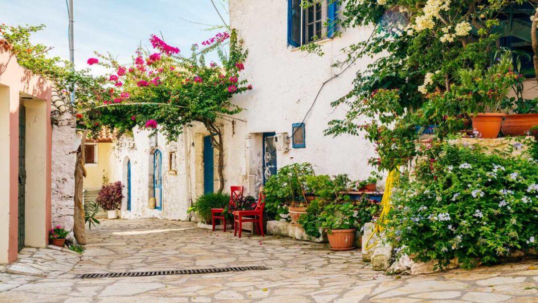 Αφιώνας, τα ομορφότερα χωριά των Επτανήσων