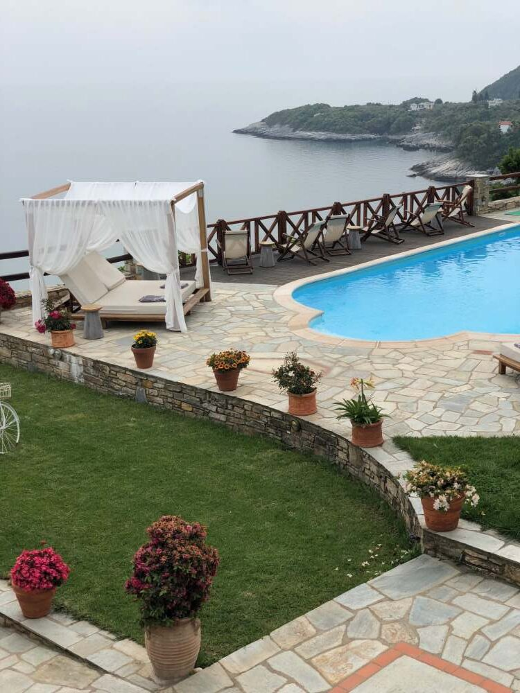 Agapitos Villas and Guesthouses  θέα