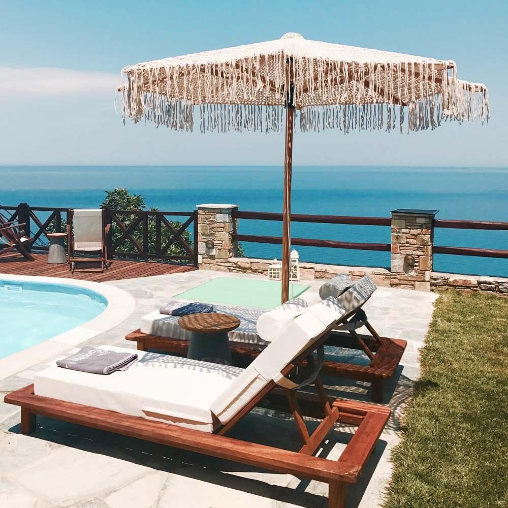 Agapitos Villas and Guesthouses - θέα θάλασσα
