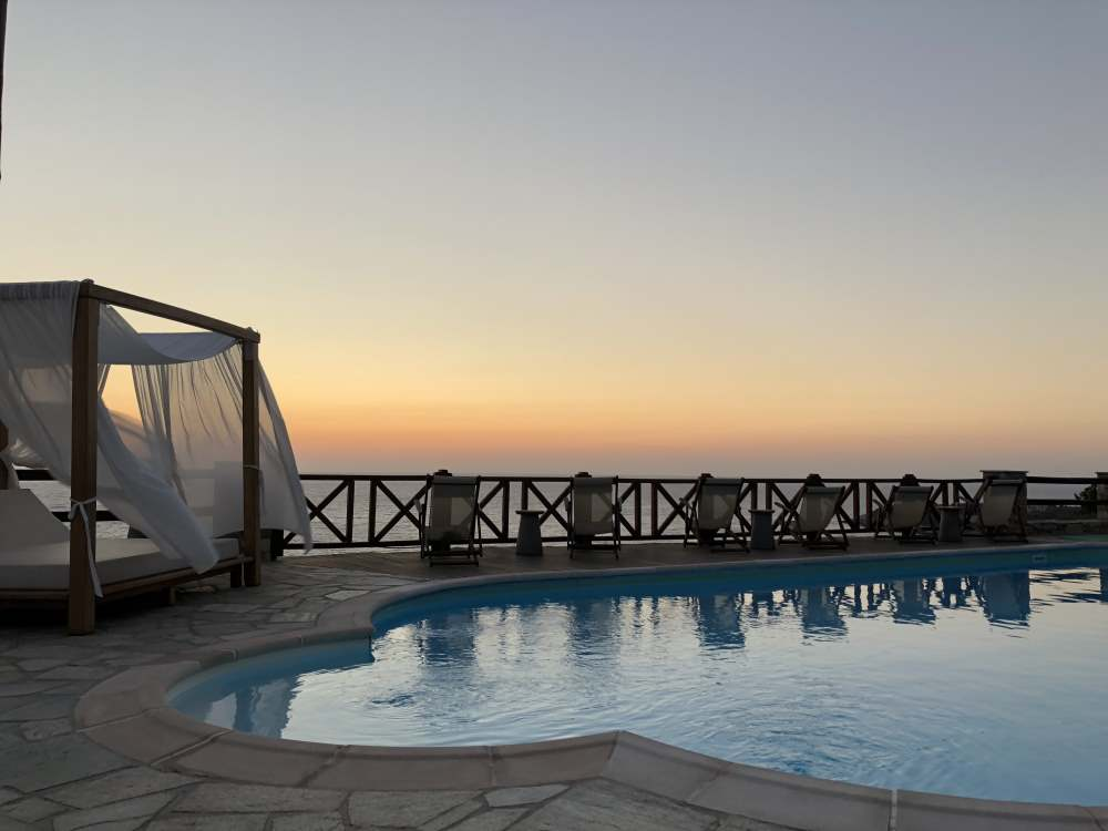 Agapitos Villas and Guesthouses -πισίνα