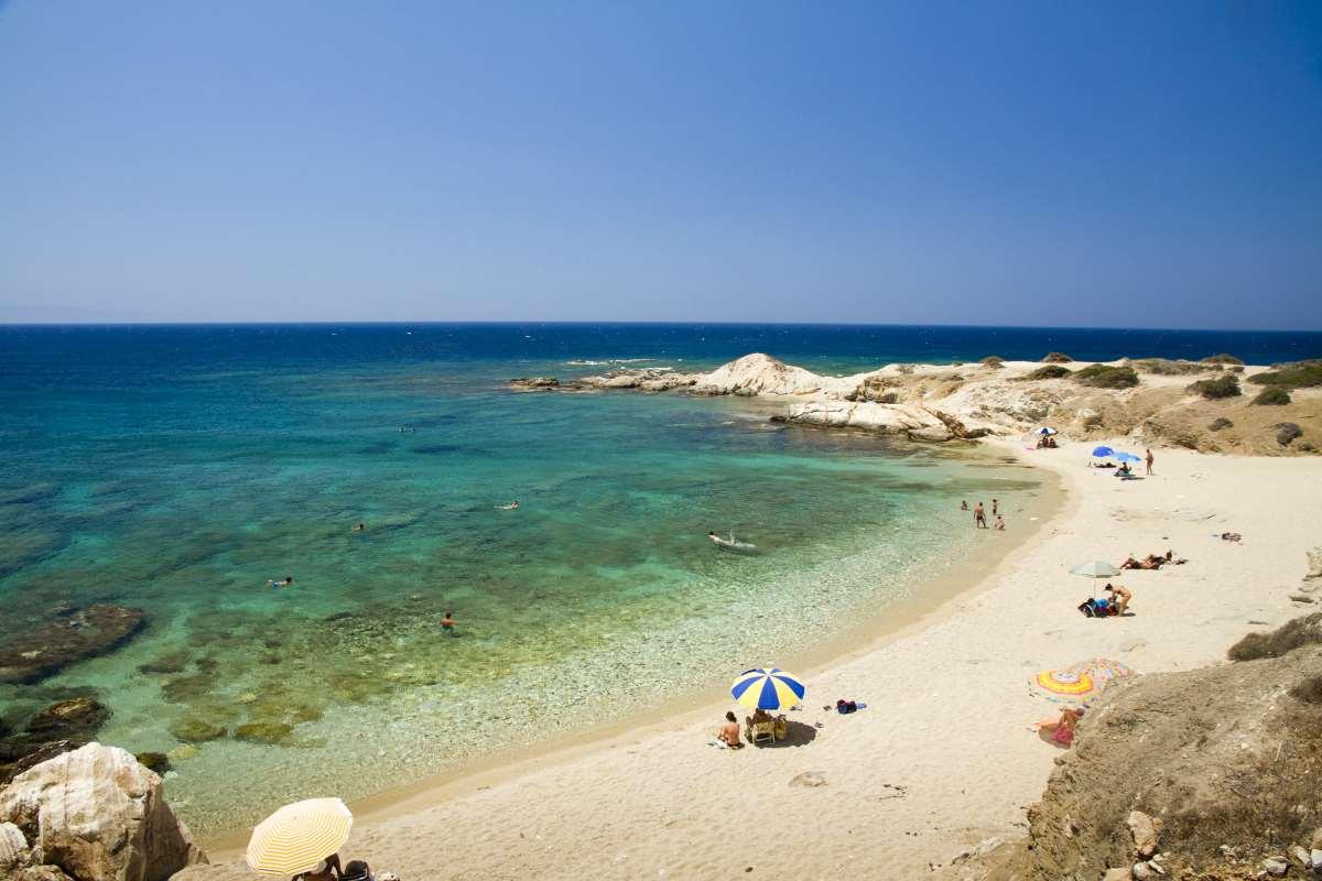 Αλυκό παραλία Νάξος