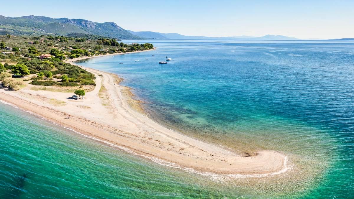 Παραλία Κάβος Λιχαδονήσια