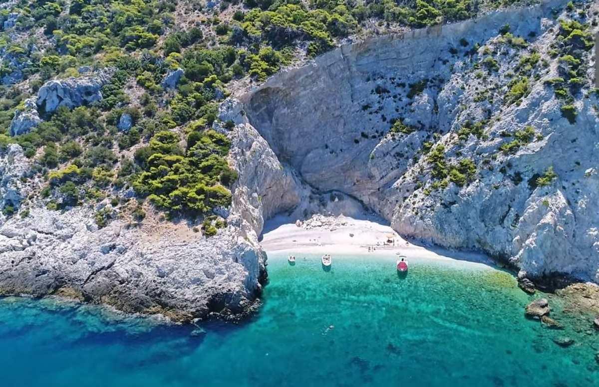παραλία X - Κορινθιακός Κόλπος