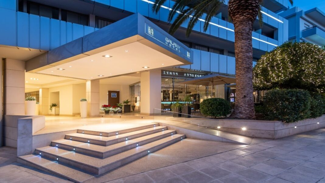 Galaxi hotel Ηράκλειο
