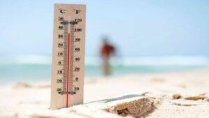 Καιρός 5/8: Συνεχίζουν οι πολύ υψηλές θερμοκρασίες – Αποπνικτική η ατμόσφαιρα