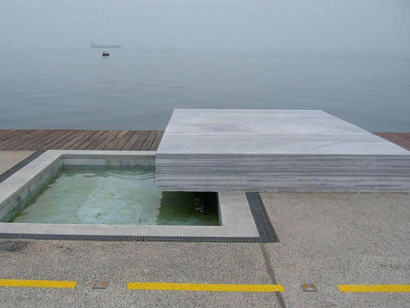 Κήπος του Νερού Θεσσαλονίκη  - Νέα Παραλία