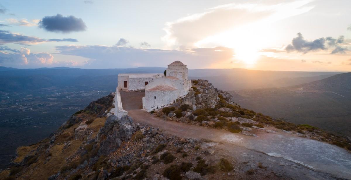 Μοναστήρι Κυθήρων στη Μινωική Κορυφή