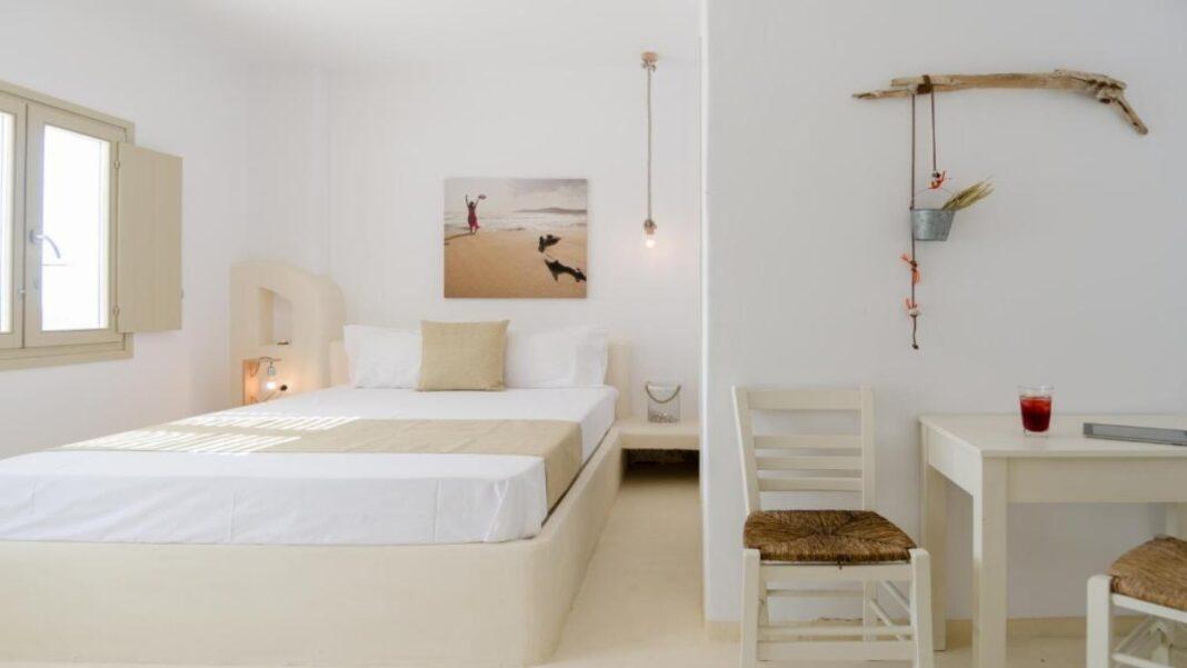 Οικονομικά ξενοδοχεία Αμοργός