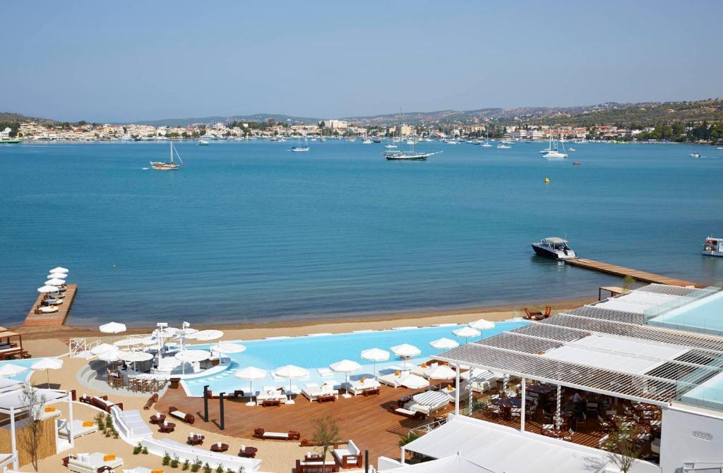 Θέα από Nikki Beach Resort & Spa,