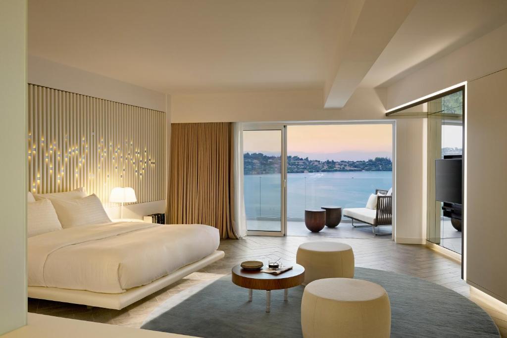 Nikki Beach Resort & Spa, σουίτα