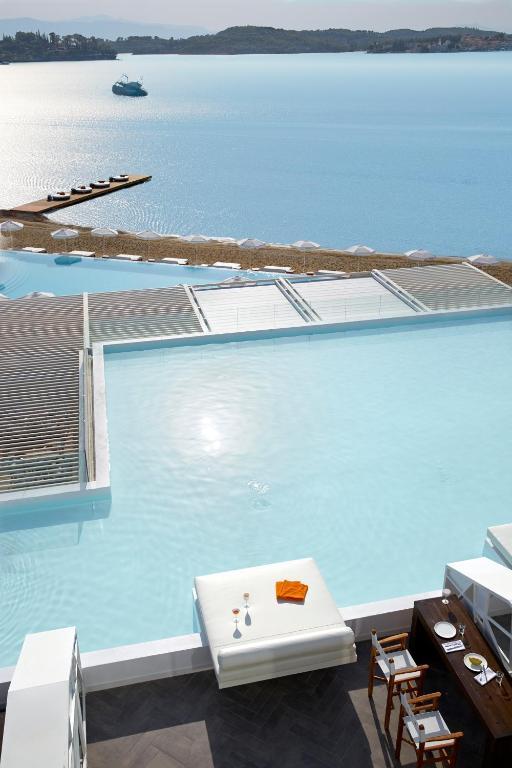 Nikki Beach Resort & Spa, θέα