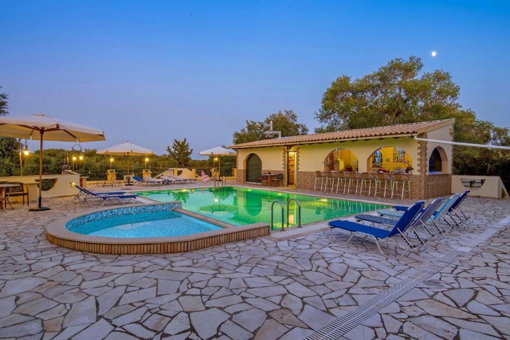 Olympia Villas & Apartments Παξοί