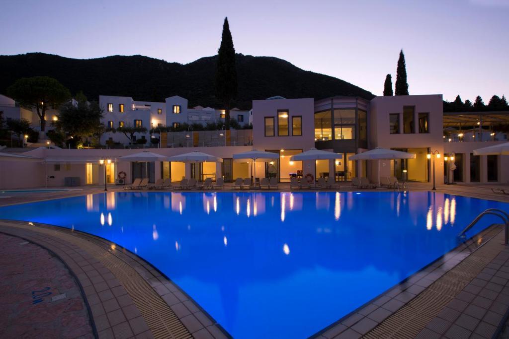 Porto Galini Seaside Resort & Spa εξωτερικός χώρος