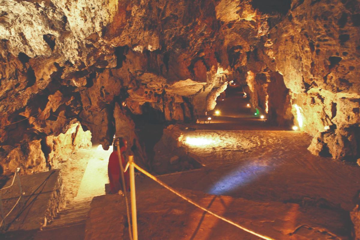 Σπήλαιο Καταφύκι, Κύθνος