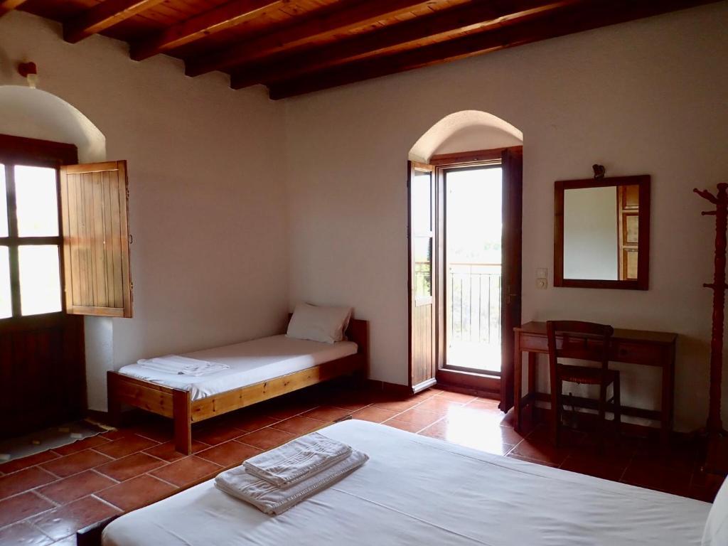 Ξενοδοχείο Tο Παλιό - δωμάτιο